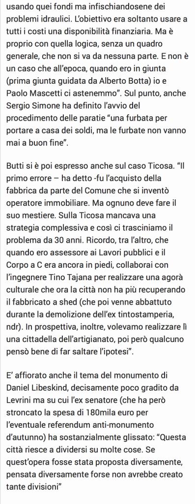 """Butti: """"Como senza regia e strategia da 15 anni"""". Poi annuncia: """"Divento papà""""_ter"""