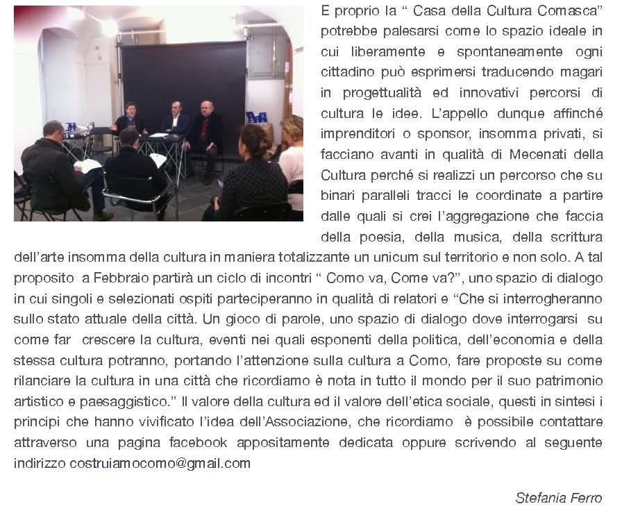 """""""COstruiaMO la Casa della Cultura a Como"""". Il Manifesto di Vincenzo Guarracino_Pagina_2"""